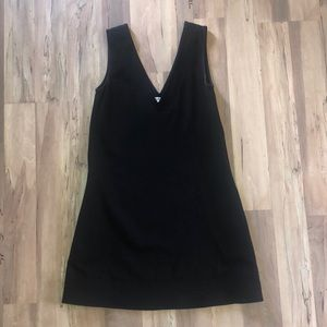 Black Diane Von Furstenberg  BenTen Dress